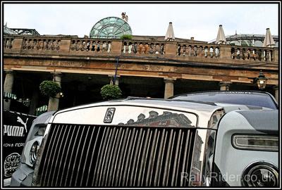 Gumball 3000 Rolls Royce